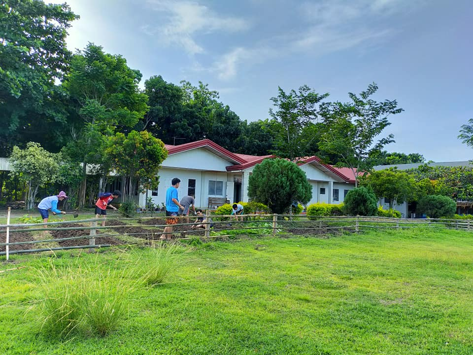 Cavanis Fathers - Formation House located in Tibungco, Davao City, Philippines.